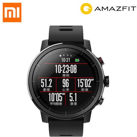 Xiaomi Huami Amazfit Stratos Inteligente Reloj Deportivo Correa De Cuero 2 S 1 34 Pantalla 2