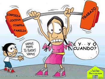 Los 10 mandamientos para la conciliación laboral-familiar