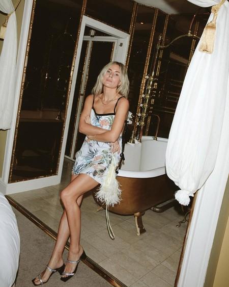 Blouse Street Style Dress 03
