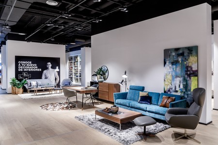 BoConcept abre su primera flagship store en España y es como un hermoso catálogo gigante