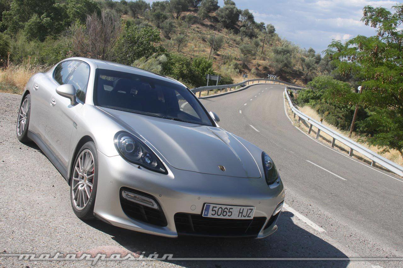 Foto de Porsche Panamera GTS (Prueba) (20/135)