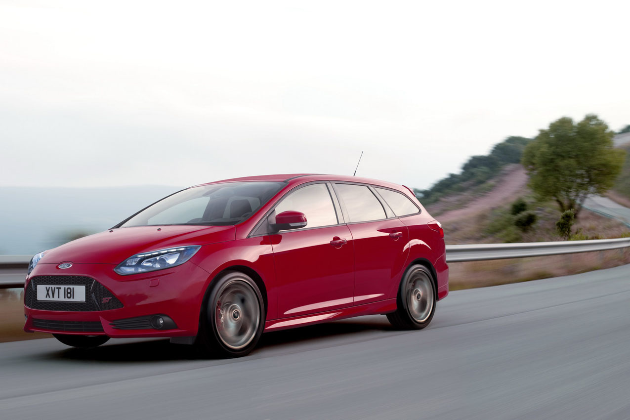Foto de Ford Focus ST 2012 (1/13)