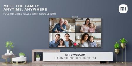 Mi Tv Webcam Lanzamiento