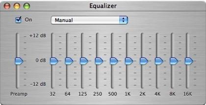 Tutorial sobre el ecualizador de iTunes