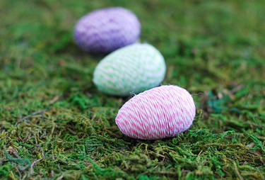 Cuatro ideas para decorar huevos de Pascua