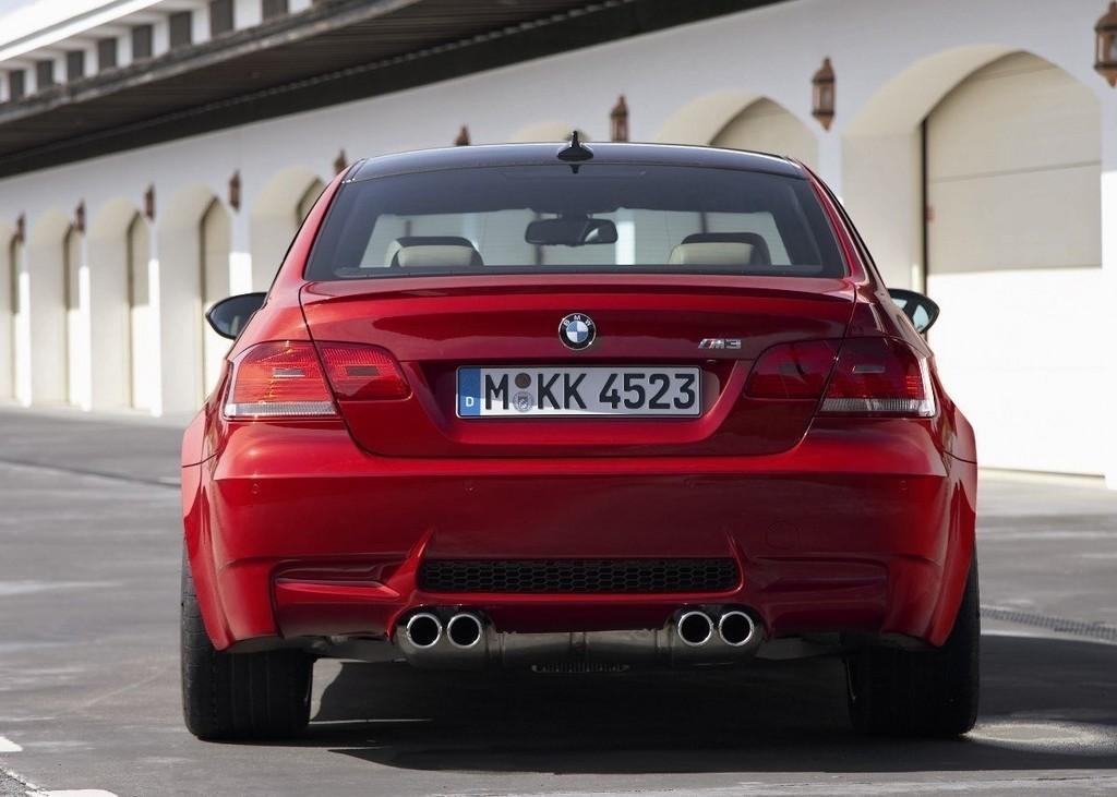 Foto de BMW M3 Coupé (37/38)