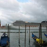 Venecia desviará a los cruceros que entran por el Gran Canal