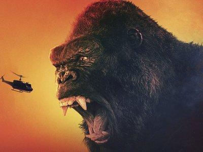 Syfy 2017 | 'Kong: La Isla Calavera', impresionante espectáculo pese a su lamentable guion