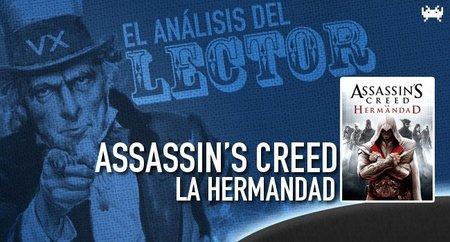 El análisis del lector: 'Assassin's Creed: La Hermandad'