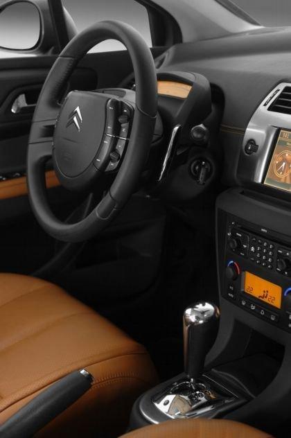 Citroën C4 con cambio manual pilotado