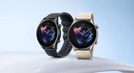Amazfit GTR 3 y Amazfit GTR 3 Pro, gran autonomía y exquisito diseño para dos relojes contenidos en precio