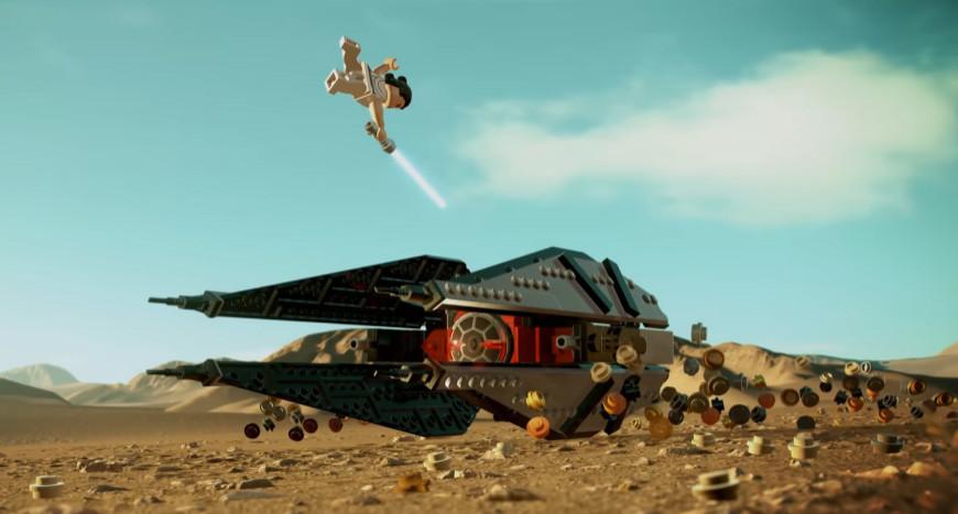 LEGO Star Wars: The Skywalker Saga quiere ser el mejor homenaje a toda la saga cinematográfica y su nuevo tráiler es la mejor prueba de ello