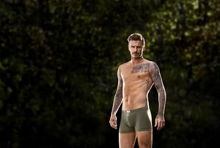 Pero qué 38 primaveras más bien llevadas las tuyas, David Beckham
