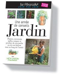 almanaque jardin