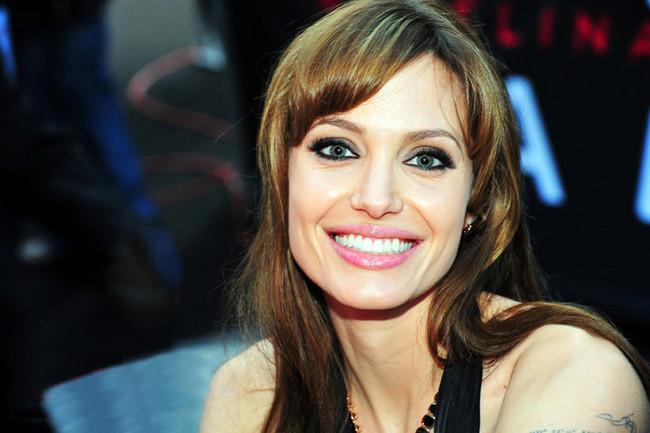 Angelina Jolie By Philipp Von Ostau