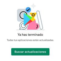Cómo buscar actualizaciones de apps manualmente en Google Play tras el rediseño de la tienda