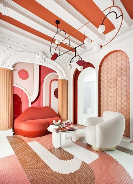 Salones Y Salitas Casa Decor 2021 Recibidor Vg Living Baja 1