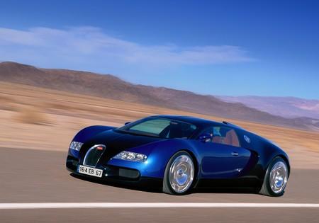 Historia Bugatti Veyron 9