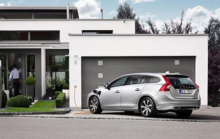 Un cargador gratuito con la compra del Volvo V60 plug-in Hybrid en Reino Unido