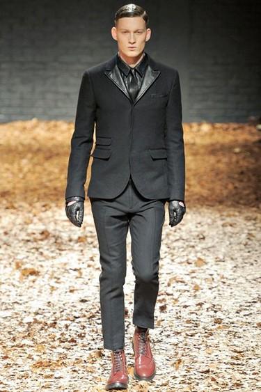 McQ by Alexander McQueen en Londres Fashion Week para el Otoño-Invierno 2012/2013