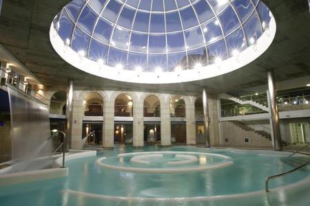 Palacio Del Agua Spa Del Balneario De Mondariz