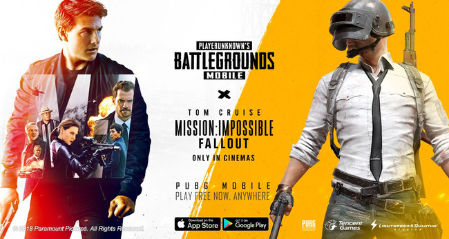 Pubg Mobile Mision Imposible Fallout