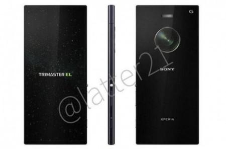Sony podría estar preparando su próximo phablet, el Z3X