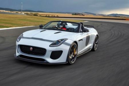 Jaguar F Type Project 7 2