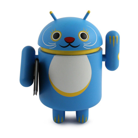 Android Cat Bluntbk