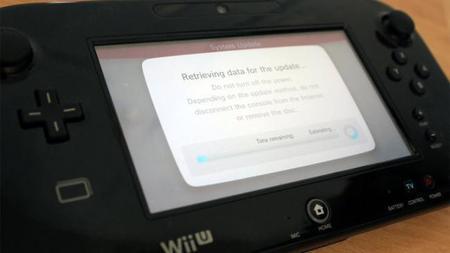 Wii U se actualiza y añade varias novedades