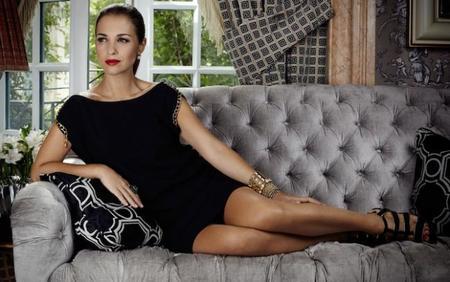 Paula Echevarría se pone la mar de divi con los modelazos de Blanco