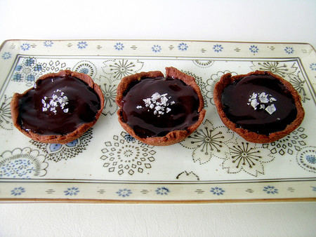 Chocolate Tartaletas