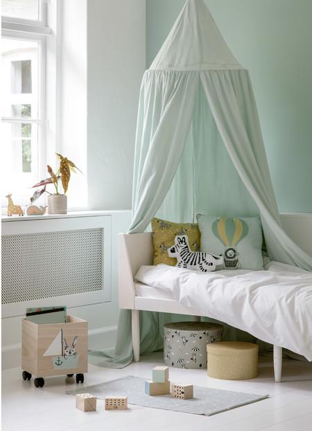 Las habitaciones infantiles más bonitas con lo último de Sostrêne Grene