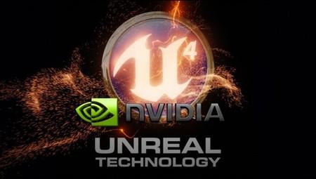Nvidia utilizará el Unreal 4 en exclusiva para sus presentaciones