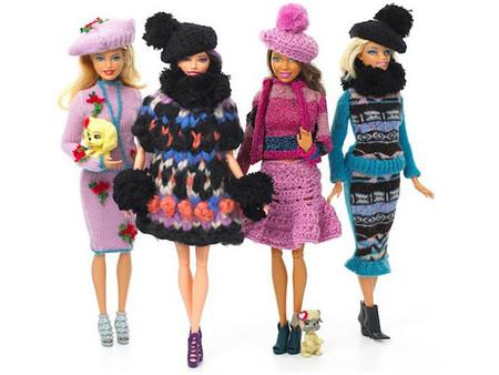 Barbie cambia de look para instalarse en la cuarta planta de Selfridges