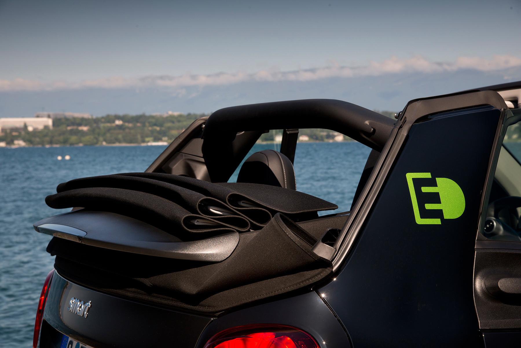 Foto de Smart FortTwo Cabrio Electric Drive (8/9)
