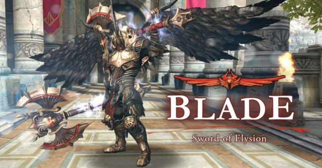 Blade Sword of Elysion
