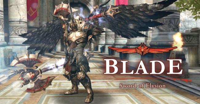 Blade Sword of Elysion