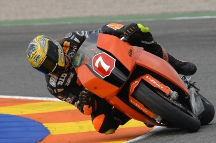 Debut esperanzador de la KTM RC8 en Superstock