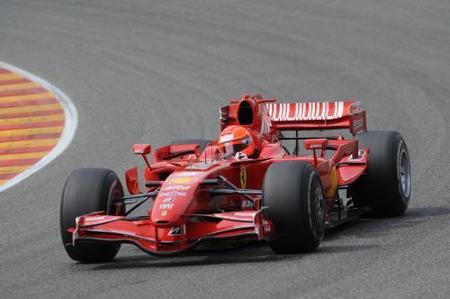 Michael Schumacher volverá mañana a las pruebas