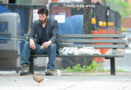 15 de Junio, día de hacer feliz a Keanu Reeves