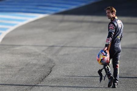 Jean-Éric Vergne; con los días contados en Toro Rosso