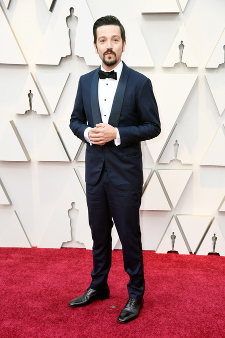 Diego Luna Red Carpet Oscars 2019 Alfombra Roja 2