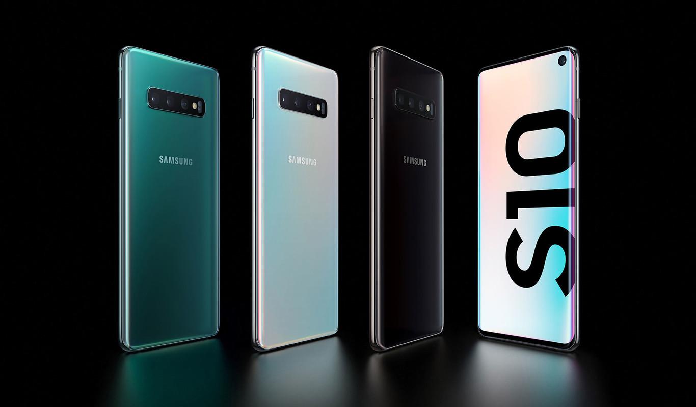 e7cd2f564c3 Nuevos Samsung Galaxy S10 y S10+, características, precio y ficha técnica.
