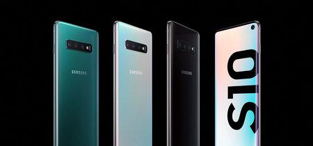 Samsung Galaxy S10 y S10+: la gran apuesta del año para Samsung viene con pantalla con agujero y más cámaras que nunca
