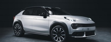 Lynk & Co, la marca de coches para los que no quieren coches desvela su SUV 02 'made in Europe'