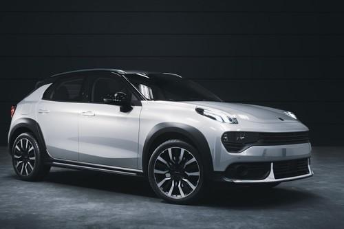 Lynk & Co, la marca de coches para los que no quieren coches desvela su SUV 02 'made in Europe'