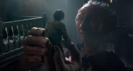 'Mi amigo el gigante', tráiler definitivo de la nueva fantasía de Spielberg