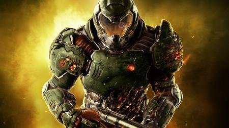 DOOM recibirá mañana su actualización 4K en Xbox One X y PS4 Pro