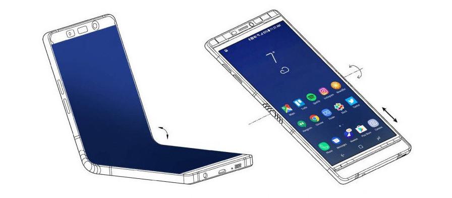 Samsung está trabajando en un nuevo teléfono plegable de tipo concha, según ETNews